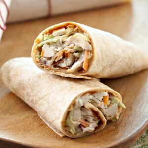 Chicken BBQ Wrap